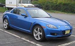 Japanese Used Car Exporting - Mazda RX-8